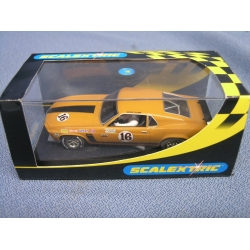 ScalexTric C2437 Ford Mustang 70  NO 16