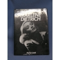 Hollywood Portraits Marlene Dietrich Book  Marie Cahill