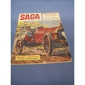 Jan 1956 Saga True Adventures for Men Magazine