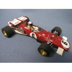 Grand Prix Classics Ferrari 312B Race Car F1 Andretti