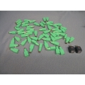 Lot of 62 USB to Mouse PS2 Converters
