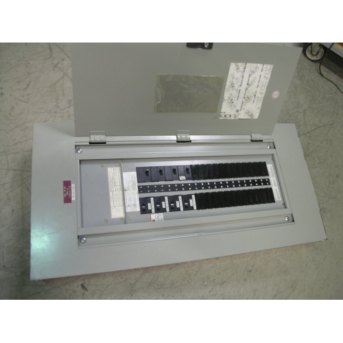 Electrical Fuse Panel Locking Door Breaker Box PRL2