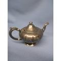 Marlboro Plate EP Copper Canada Teapot Silver