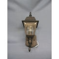 Black Exterior Outdoor Coach Lamp Light