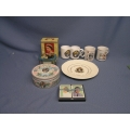 Lot of Royal British Collection Items Diana Elizabeth