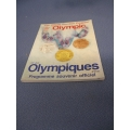 Calgary '88 Official Souvenir Program Olympic Book