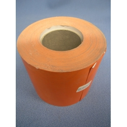 1000 Orange Thermal Stickers 5.75 x 4.5