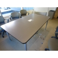 Training / Meeting Table Adjustable Power Data 40x72''