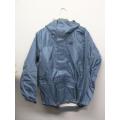 Weatherproof Jacket Teal Checkered Small w Hood