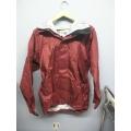 EntrantDT 10000 Toray Weatherproof Jacket Burgundy Small w Hood
