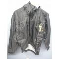 EntrantV Toray Weatherproof Jacket Dark Grey Small w Hood