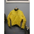 Bright Yellow Cycling Rain Dry Jacket