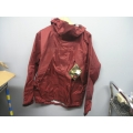 EntrantDT 10000 Toray Weatherproof Jacket Burgundy Medium w Hood