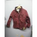 EntrantDT 10000 Toray Weatherproof Jacket Burgundy Medium w Hood