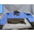Blue Small Mountain Equipment Co-op Cycling Jacket