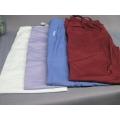 Lot of 4 Landeau Scrub Pants Burgundy Lt Blue M Blue D Blue - M