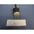 Hubbell  HBL2621 30A 250V Plug Male Turn & Pull