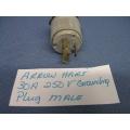 Arrow hart 30A 250V Grounding Plug Turn & Pull