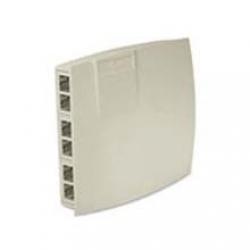 Belden Multi-Media Outlet Box A0643206 6-Port