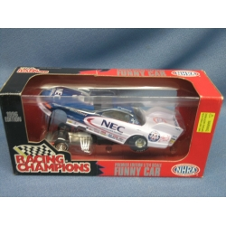 Racing Champions NHRA NEC 1:24 Funny Car 1996 Edition