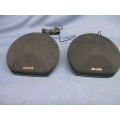 Pair of Aiwa Speakers SX-R275 40-Watt