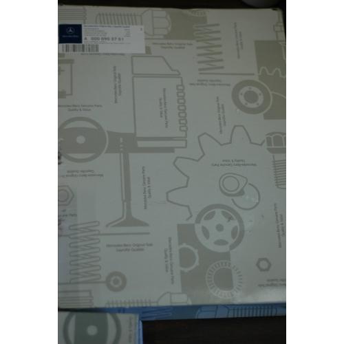 mercedes-benz original-teile dust / air / fuel filters - allsold.ca