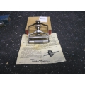 Vintage Millers Falls No 240 Plane Iron & Chisle Sharpener in Bo
