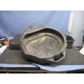 Lot of 3 Wedco Oil Pans