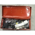 Small Red Toolbox Misc tools wheels