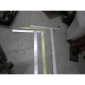"Lot of 2 48"" Drywall Squares"