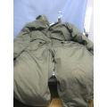 Eddie Bauer Snow Mobile Suit Green Hunting