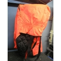 High Visibility Safety Winter Coveralls Size 44