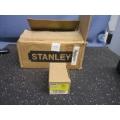 13 Stanley  06-3415 Chrome Hinges box