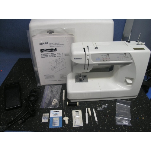 Sears Kenmore Sewing Machine 4040 Allsoldca Buy Sell Unique Sears Ca Sewing Machines