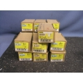 Lot of 16 Boxes Stanley Brass Hinges - 3 Per Box FBB179 4-1/2x4