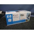 HP LaserJet Print Black Toner Cartridge 06A