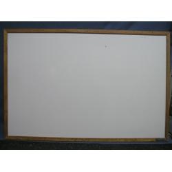 Whiteboard w Wooden Frame 24x36