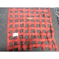 Red Guyon Racing Window Net SFI Spec 27.1