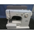 Elna Supermatic Electric Sewing Machine w Case