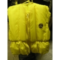 Small Tapatco Yellow Life Jacket Personal Floatation Device