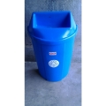 Blue Techstar Garbage Bins / Cans / Recycle