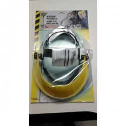 McCordick Headgear Face Shield with Adjustable Ratchet