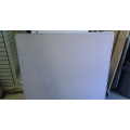 "Pin Board Alum Frame Gray Cloth 48"" x 48"""