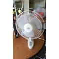 Airworks White Fan Counter Top Fan