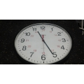 Bates 12/24 Quartz Wall Clock