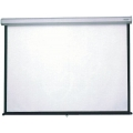 "Da-Lite 100""  Projector Screen White Metal casing, 87 3/4 Wide"
