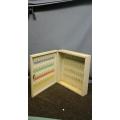 Wall Cabinet Keys Storage Holder Lock  Box