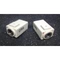 2 x Oscar CCD cameras OS-20