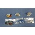 Resistors, Inductor , Capacitor ,Semi Conductor Set(lot of 9)