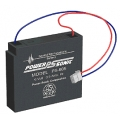 PS-605 Powersonic Battery PS605 6 v 0.5 AH